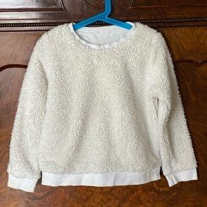 Kids Faux fur Sweater